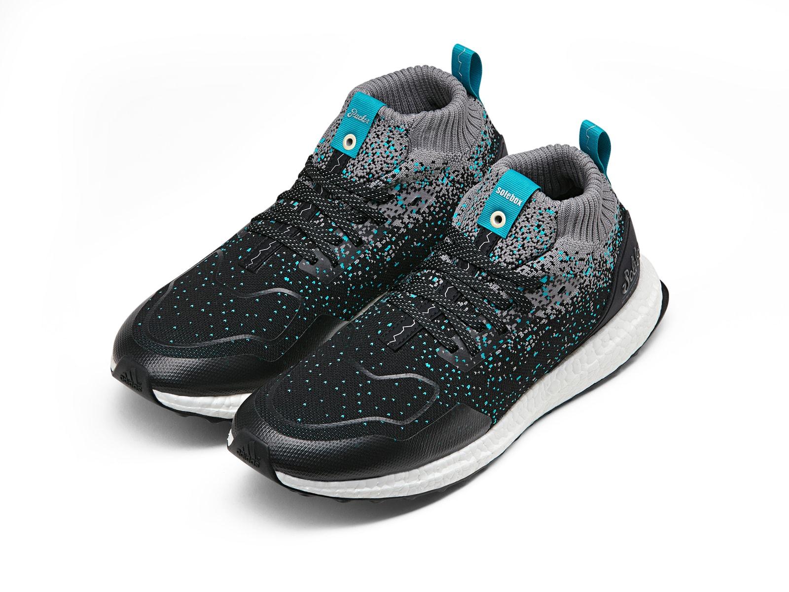 adidas Consortium x Packer x Solebox 三方聯乘「Sneaker Echange」企劃正式發佈