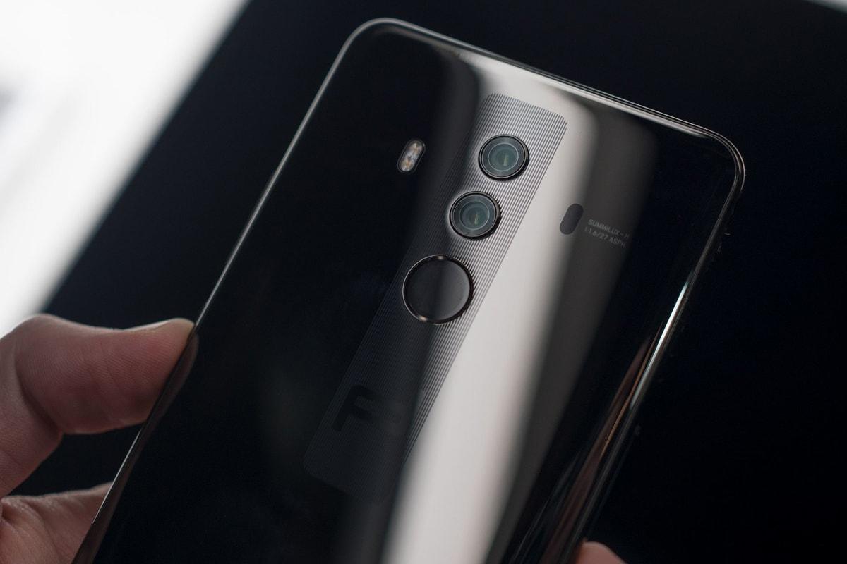 PORSCHE DESIGN 攜手 HUAWEI 打造特別版 Mate 10 旗艦手機