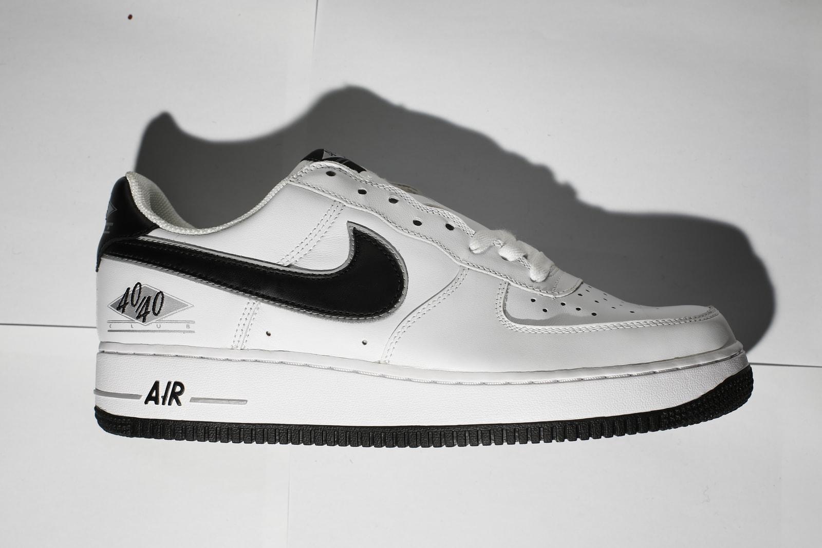 Kareem Biggs Burke Nike Air Force 1 Roc-A-Fella