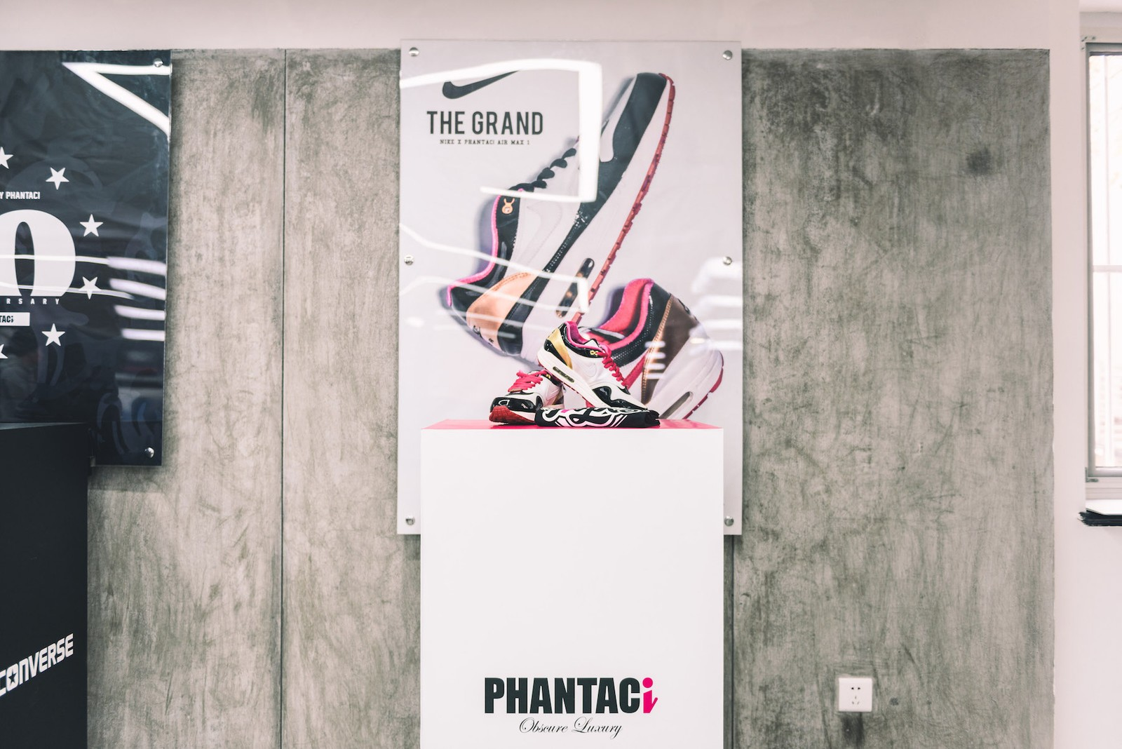 走進周杰倫主理品牌 PHANTACi 上海旗艦店