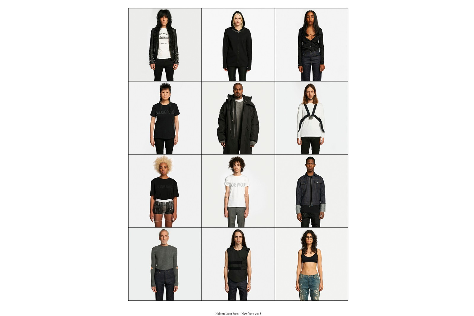 EXACTITUDES®: 令 Helmut Lang、Vetements 與 Palace 爭相借鑒的亞文化「工具書」