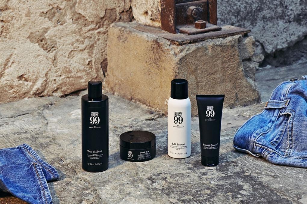David Beckham 攜手 L'Oréal 推出全新男士護理品牌 House 99