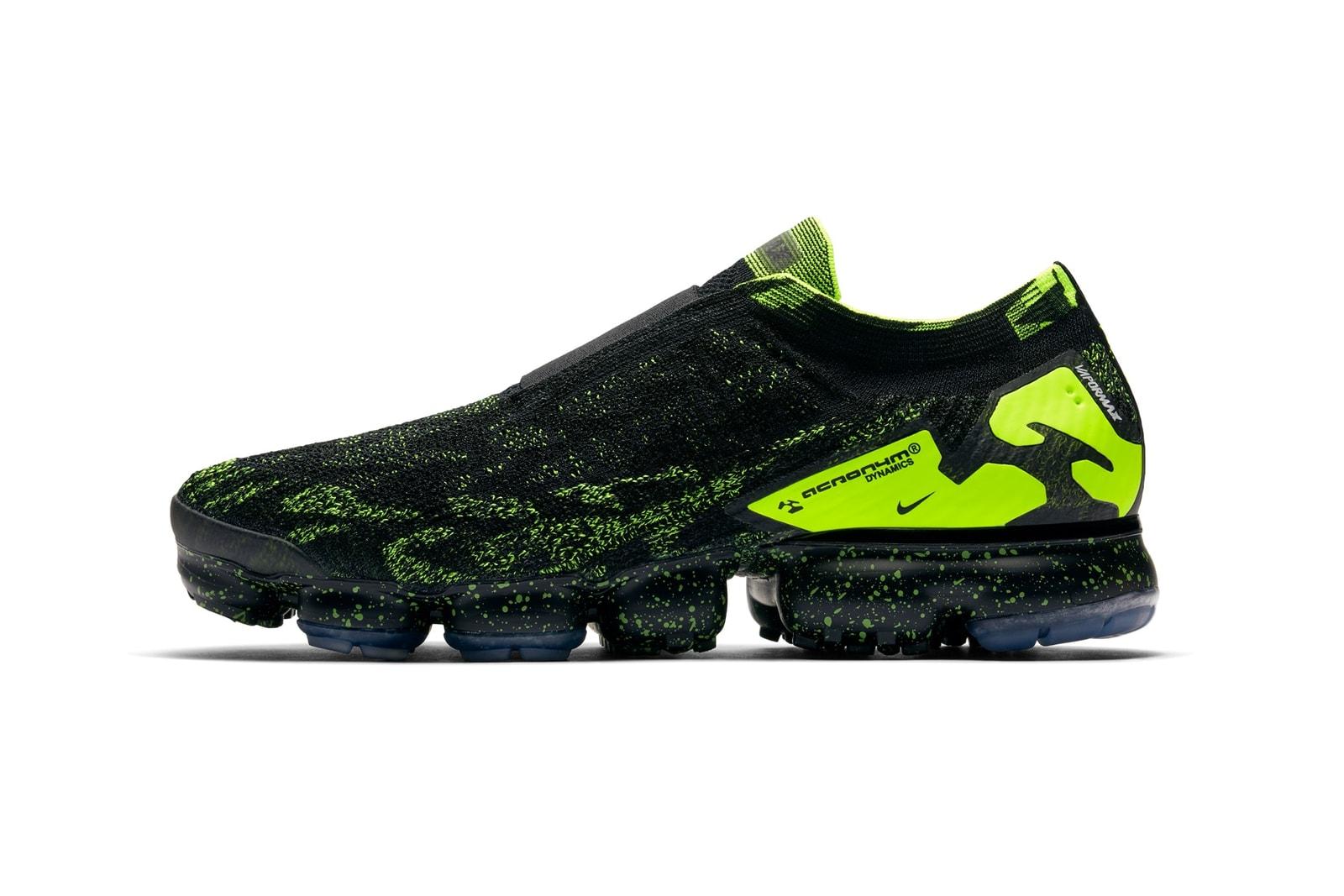 ACRONYM x Nike Air VaporMax Moc 2 聯名系列正式發布
