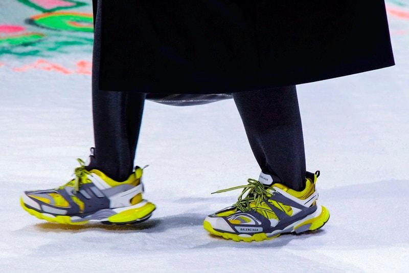 搶先預覽 Balenciaga 2018 秋冬全新鞋款設計
