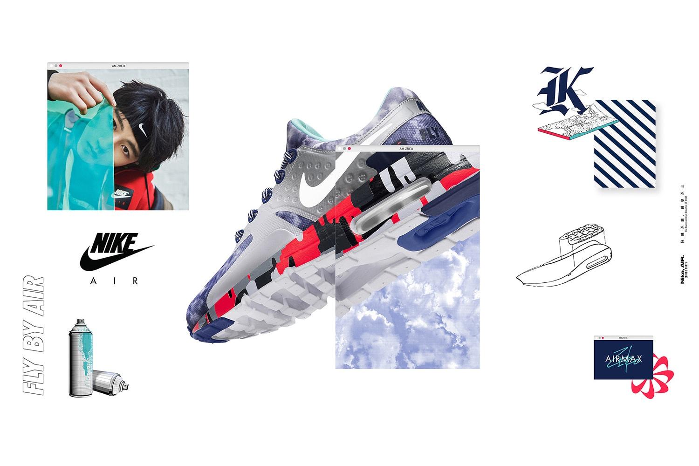 王俊凱專屬鞋款 Nike Air Max Zero「WJK」發售詳情公開