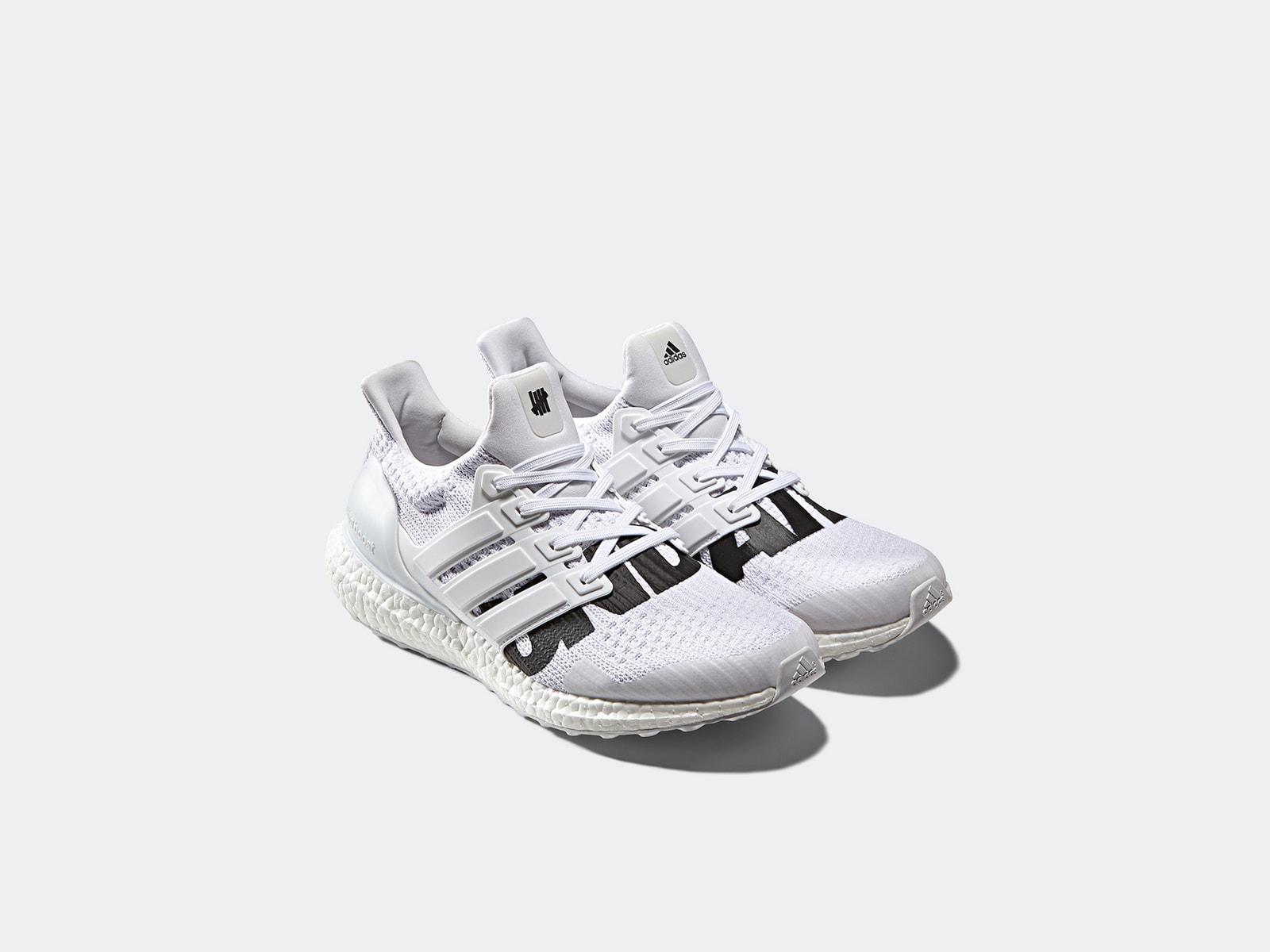 adidas x UNDEFEATED 2018 春夏聯乘系列正式發布