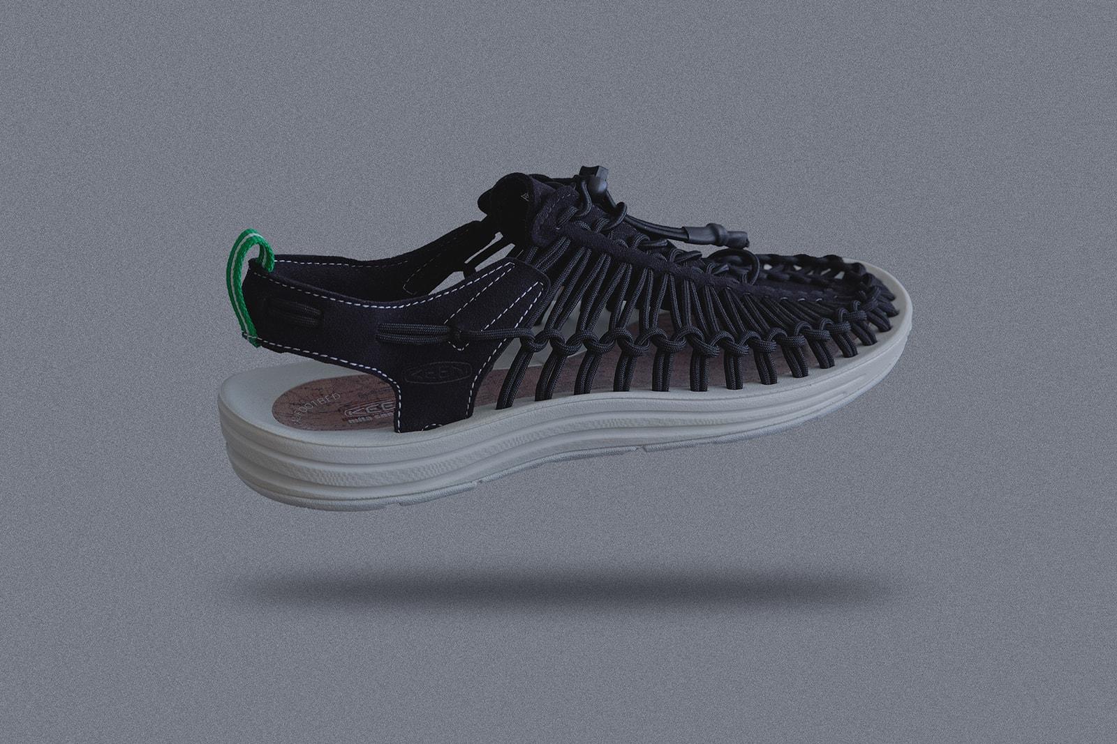 mita sneakers x KEEN 全新 UNEEK 聯名系列正式上架