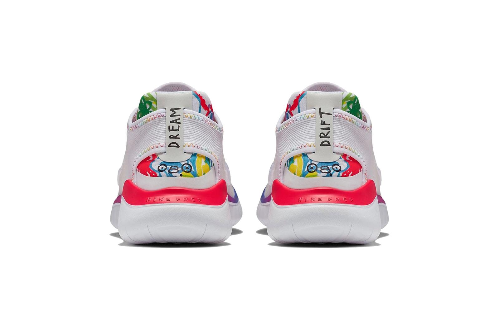 FLABJACKS x Nike Free RN「Free Expression」聯乘系列登場