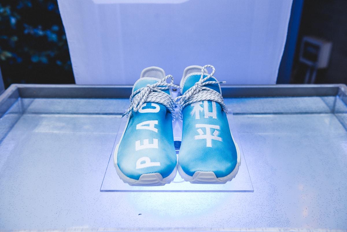 adidas Originals by Pharrell Williams Hu NMD「中國限定」系列發布會現場回顧