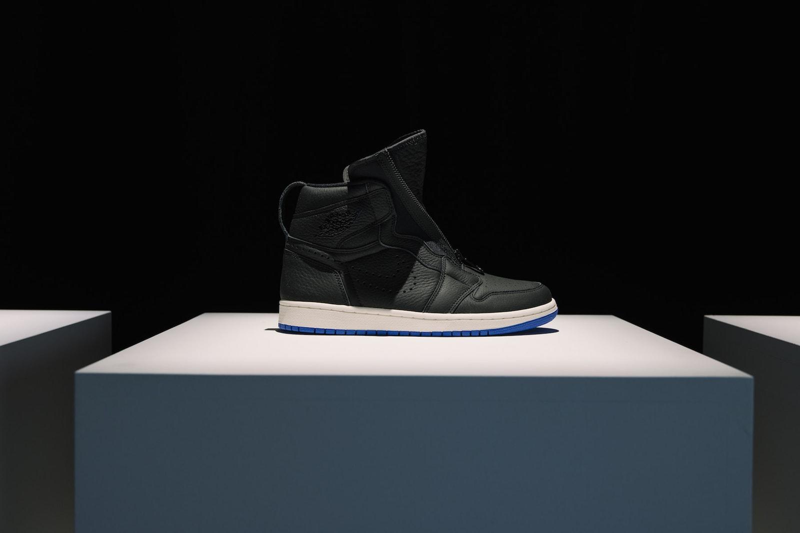 2018 秋季新品率先揭曉-Jordan Brand 巴黎男裝周活動現場回顧