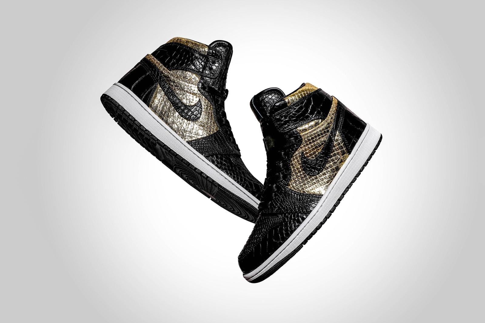 Heather Grey Wall 攜手 The Remade 打造 Air Jordan 1 限定客製鞋款