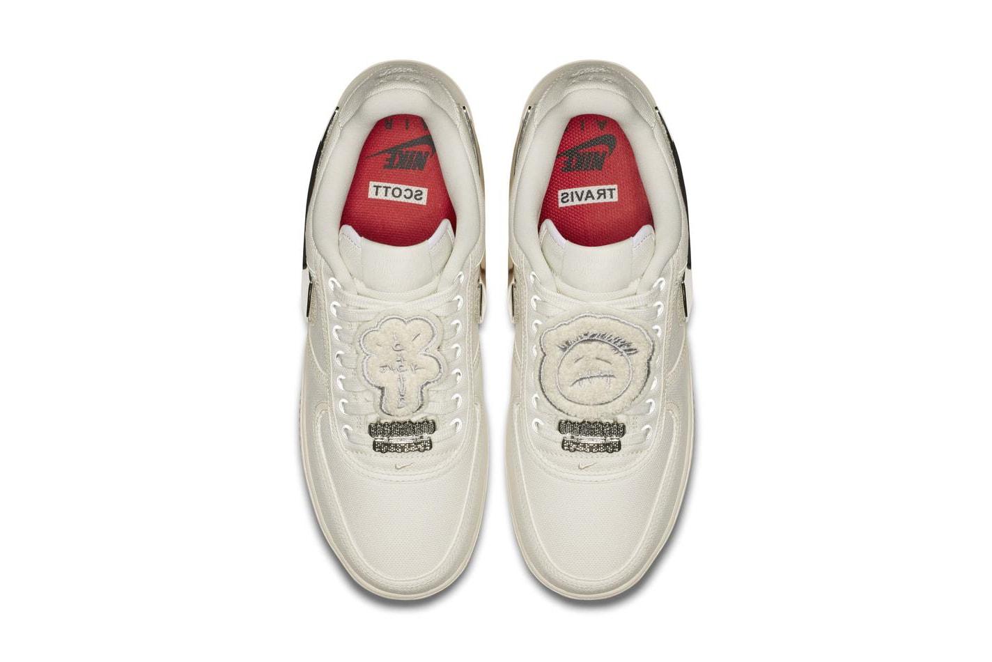 Nike x Travis Scott「Astroworld」聯乘別注 T-Shirt 系列上架