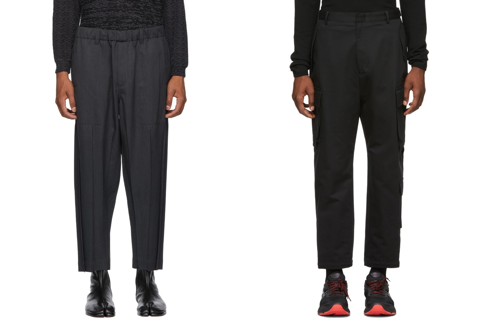 闊腿褲秋冬當道?十位時尚行業人士與我們大談「褲子經」