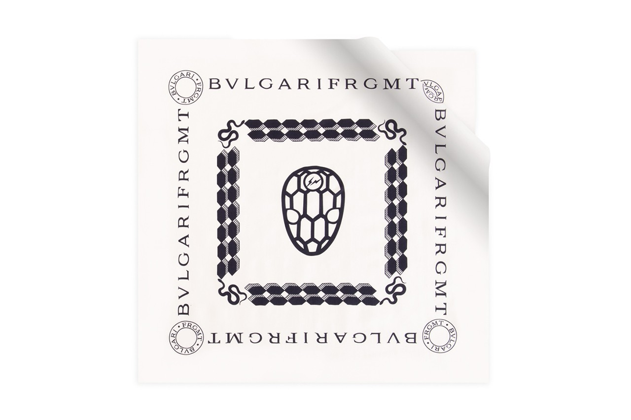 閃電靈蛇!BVLGARI x fragment design 2019 聯名系列完整揭曉