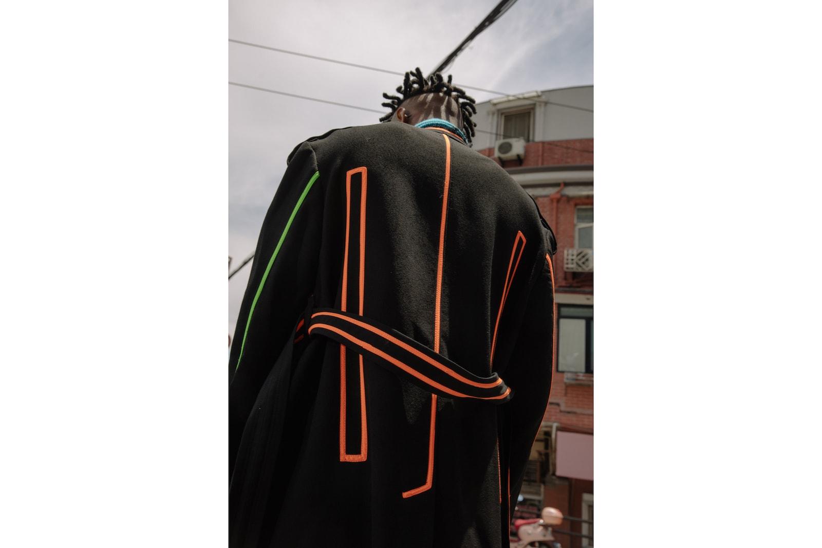 代表中国的十股新生代时装力量-HYPEBEAST 打造中国设计师品牌造型特辑