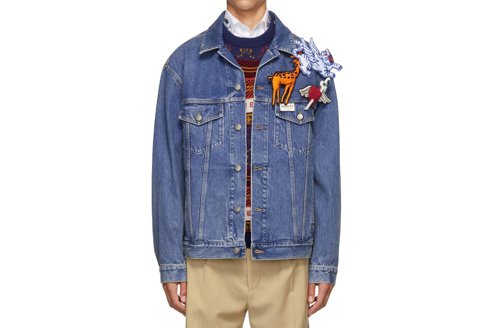 本日 6 款嚴選 Denim Jacket 牛仔外套入手推介