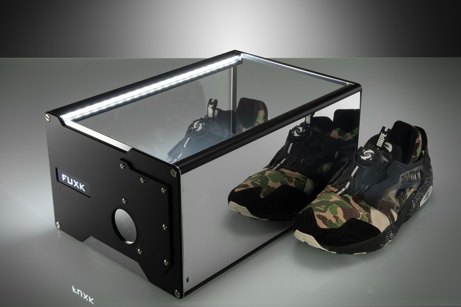 COMBACK x FUXK x Beecrew 攜手打造電競主題聯名套裝