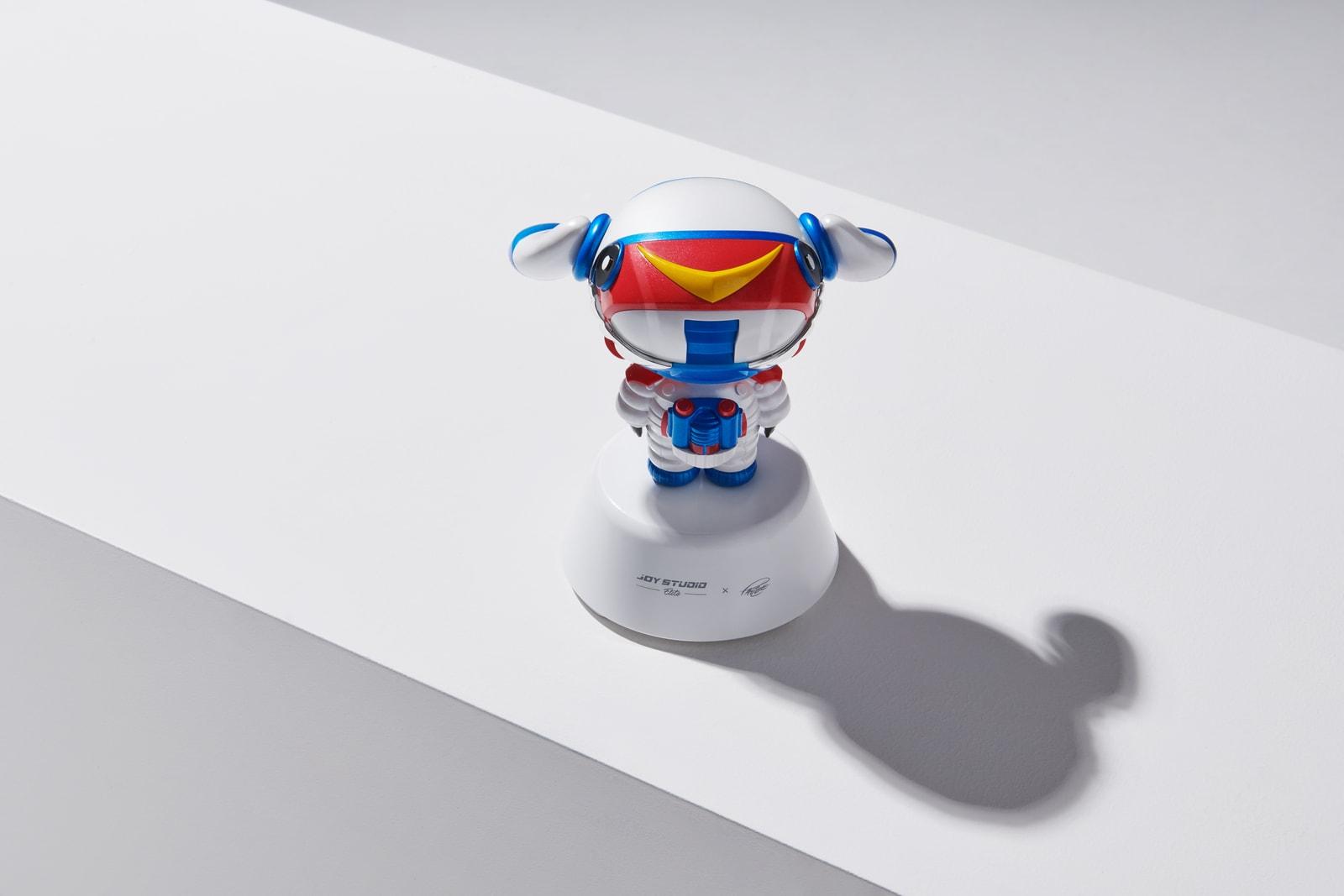 京东发布青年潮流品牌 JOY STUDIO,联合 fragment design 与多位艺术家发布联名系列