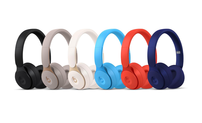 Beats by Dr. Dre 發佈首款貼耳式無線降噪耳機 SOLO PRO