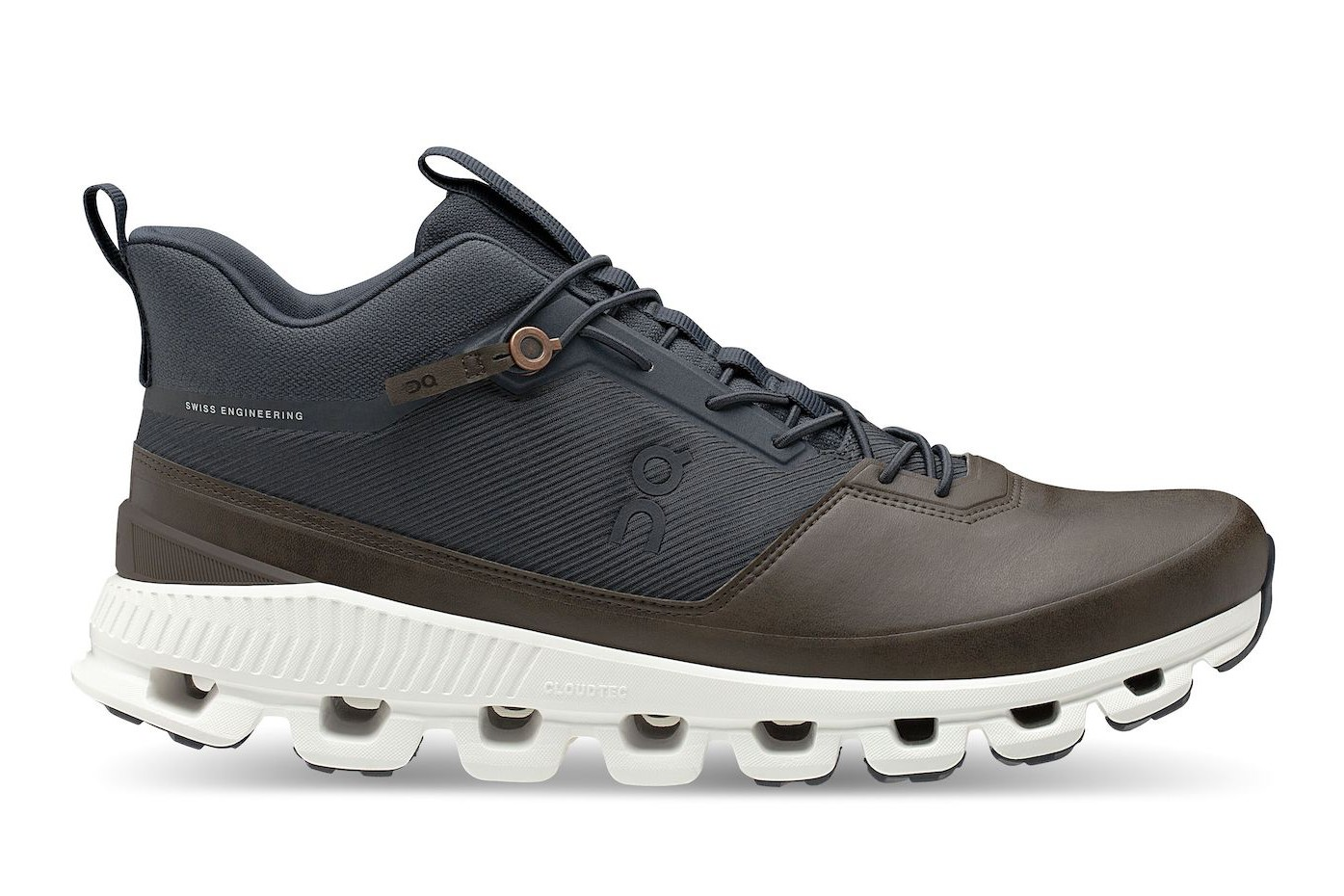 On 正式推出全新 Cloud Hi 休閒運動鞋