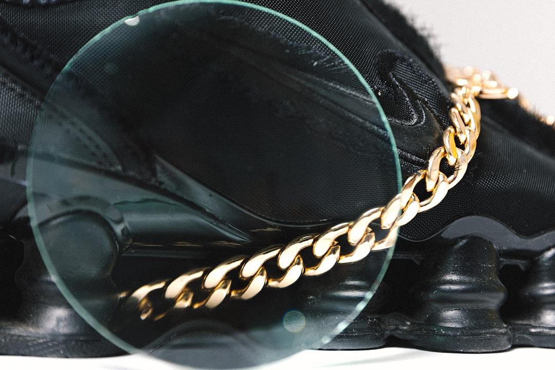 金属球鞋配饰如何为球鞋提升「个性化」