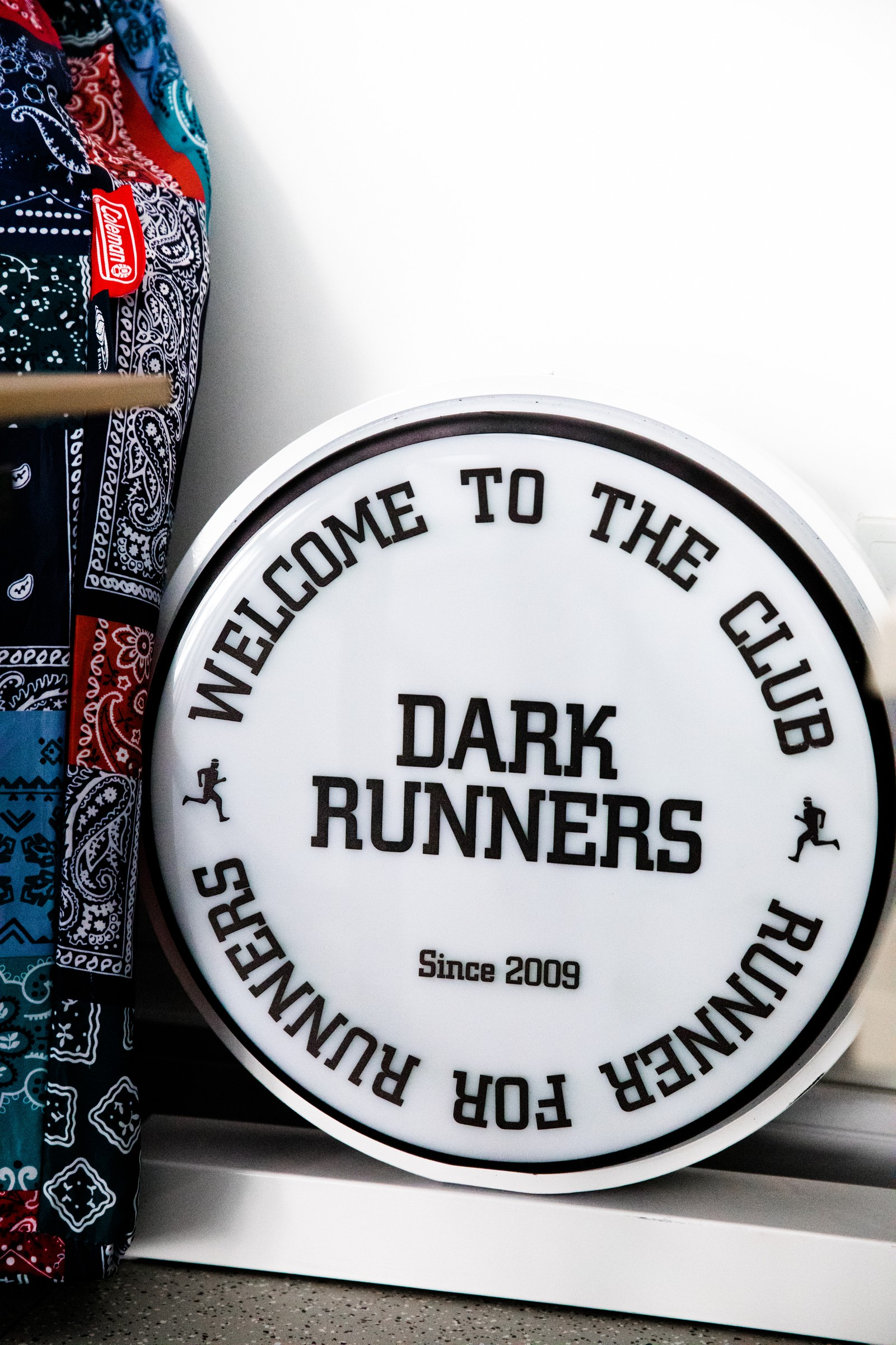 HYPEBEAST 专访 DarkRunners 跑团创始人 Chairyuan