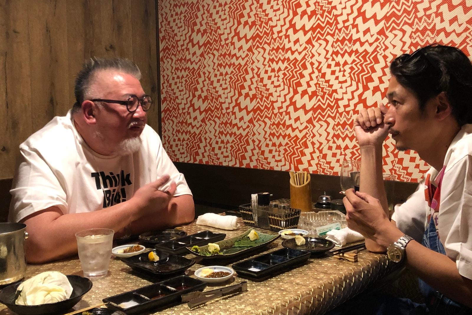 HYPEBEAST 专访 Boris Yu:80 年代开始接触时装,因一席中餐与藤原浩成为好友