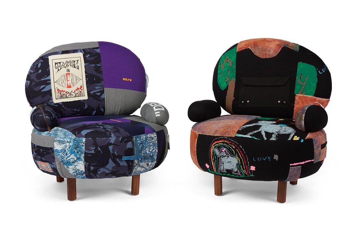 $8,400 美金古著懶人沙發背後,是怎樣的鬼才設計師?