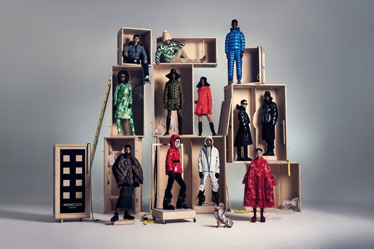 Moncler Genius 或许已经是下一个时尚潮流领域的新「天团」