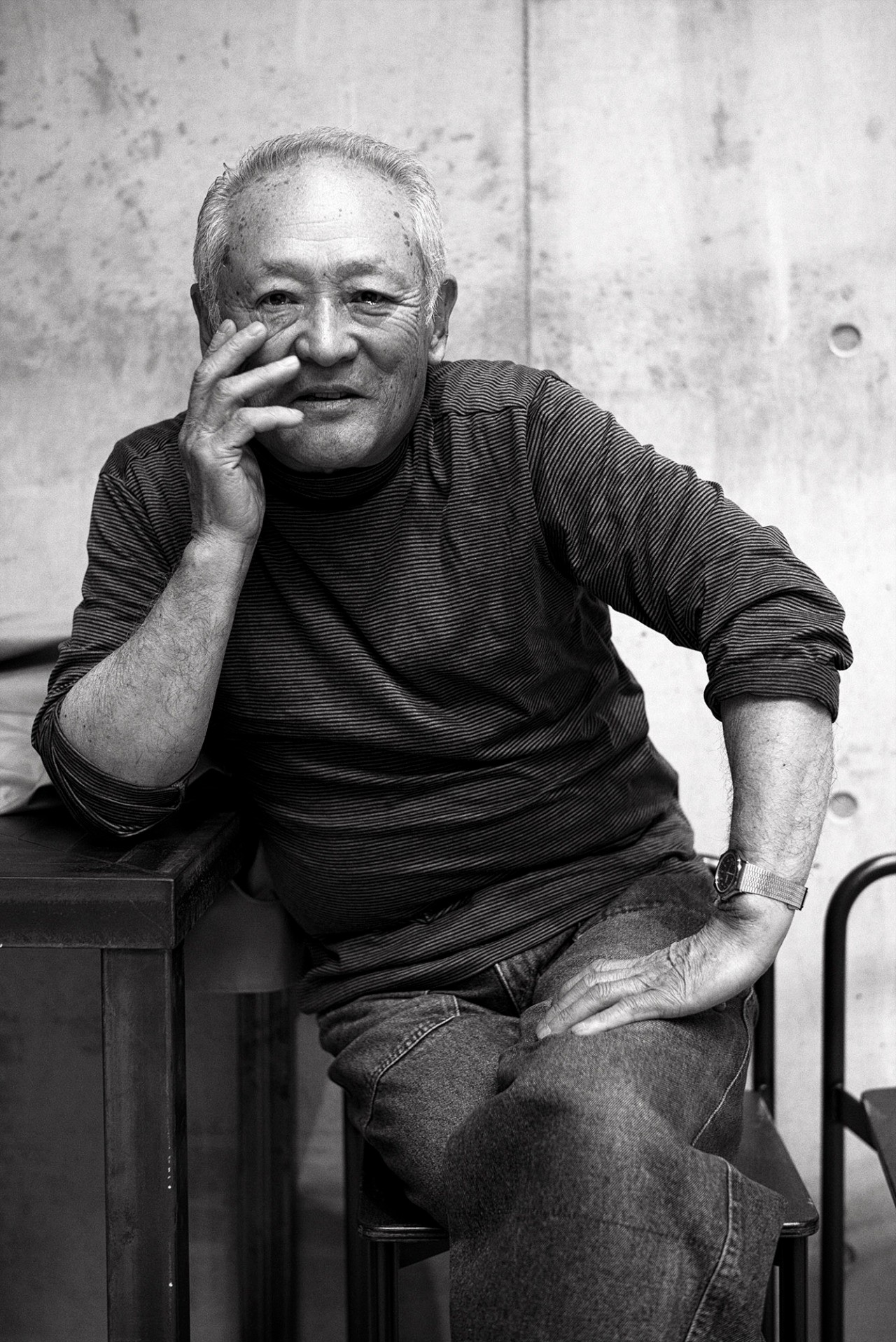 这位与 NEIGHBORHOOD 最新联名的摄影师,为何与泷泽伸介成为「忘年之交」?