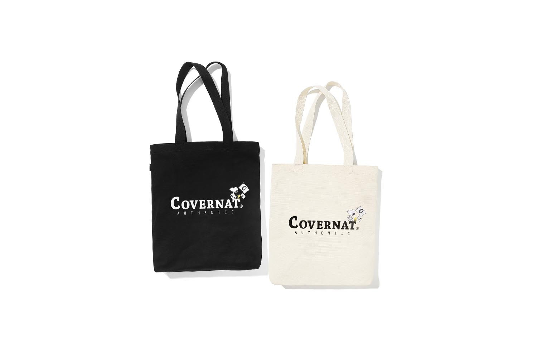 COVERNAT X SNOOPY 联名系列正式登场