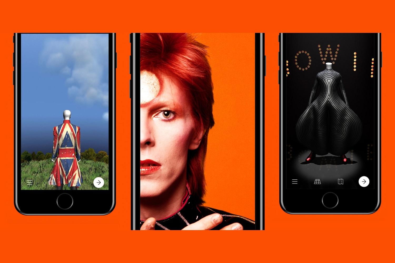 从 David Bowie 到 KAWS,AR 技术如何改变艺术展览的方式?