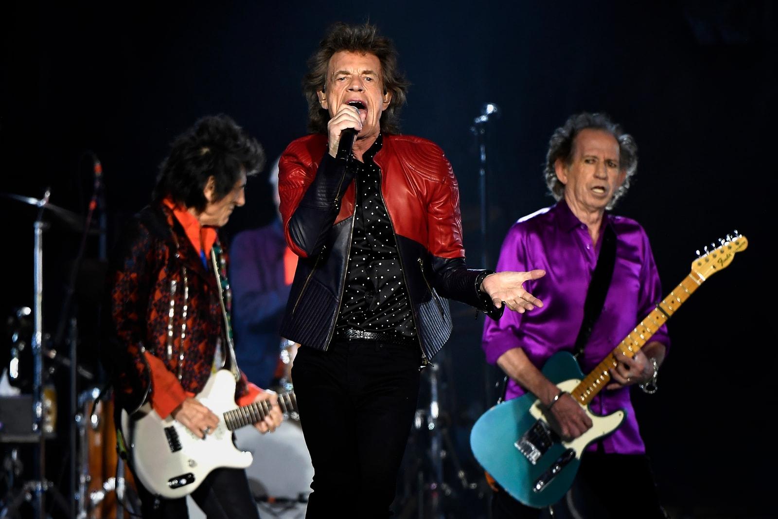 The Rolling Stones 與 Apple Music 分享新單曲和疫情期間的故事