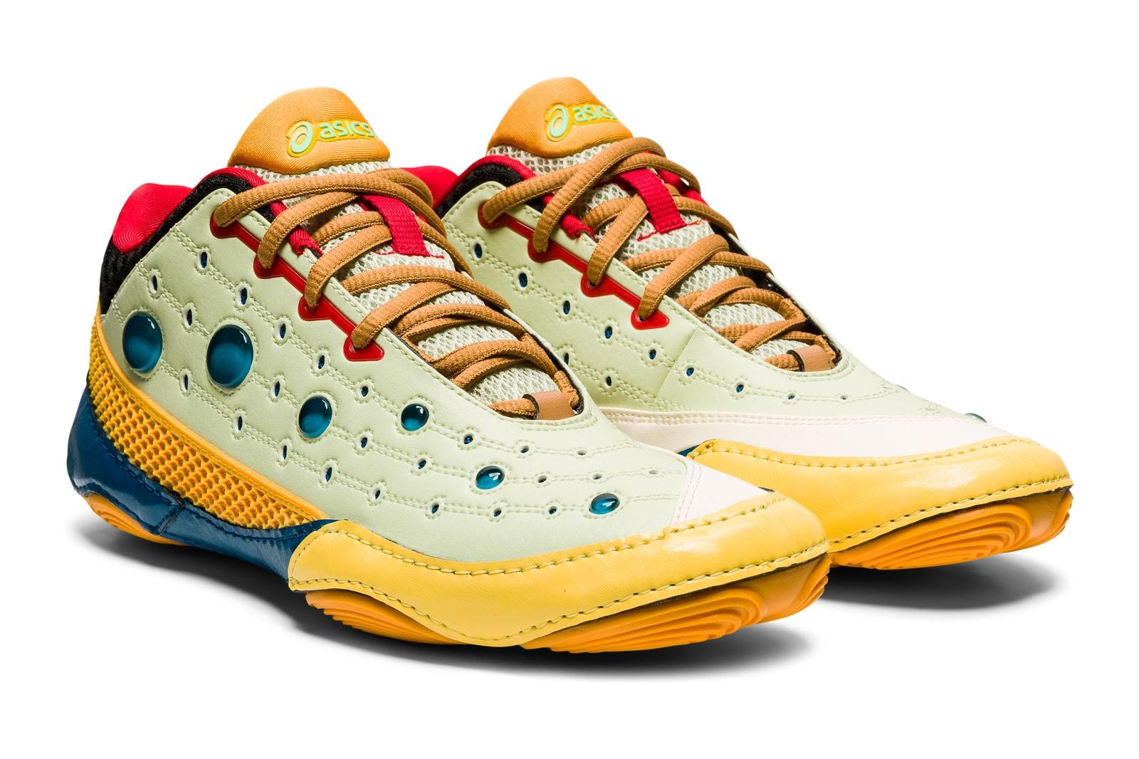 Kiko Kostadinov x ASICS 2020 春夏系列 GESSIRITTM II 鞋款正式登场