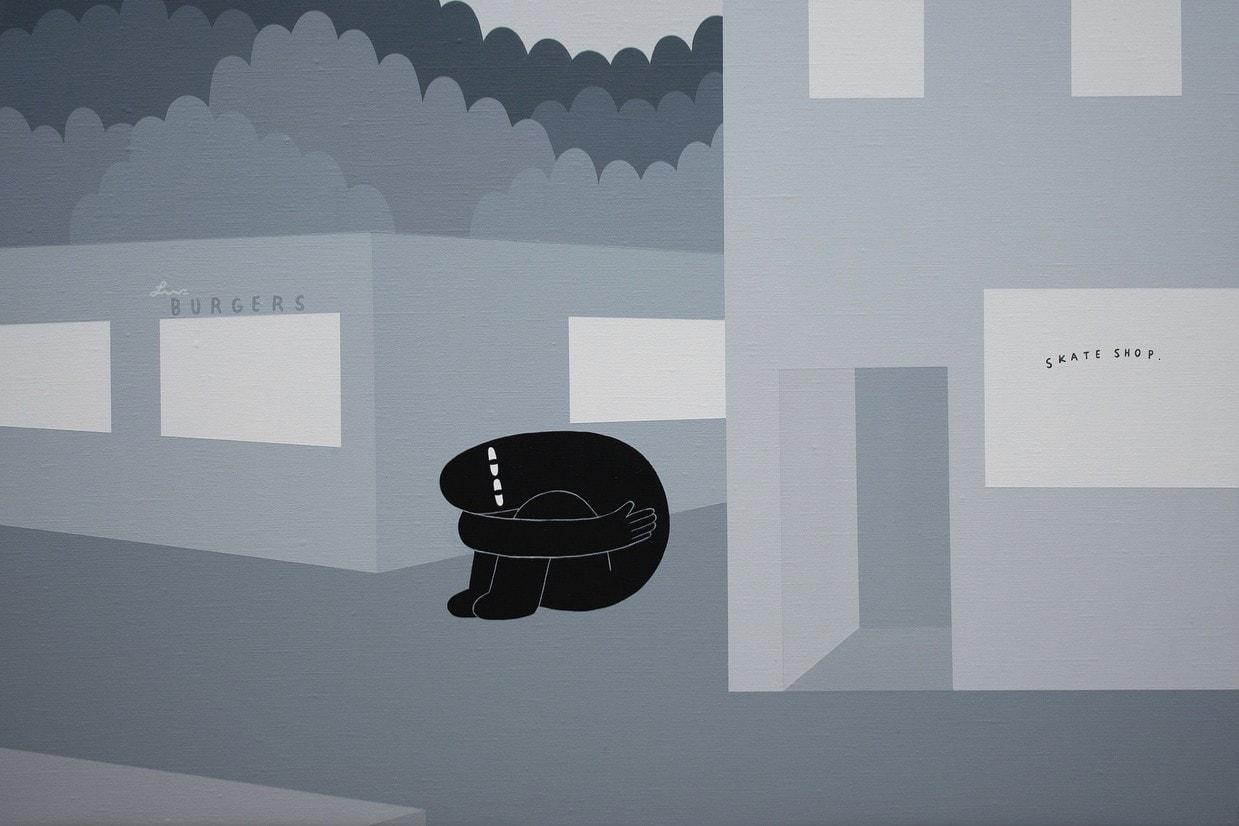 GR Gallery 將為 Dennis Osadebe 與日本藝術家 LY 舉辦線上聯合展覽「Neo Luv」