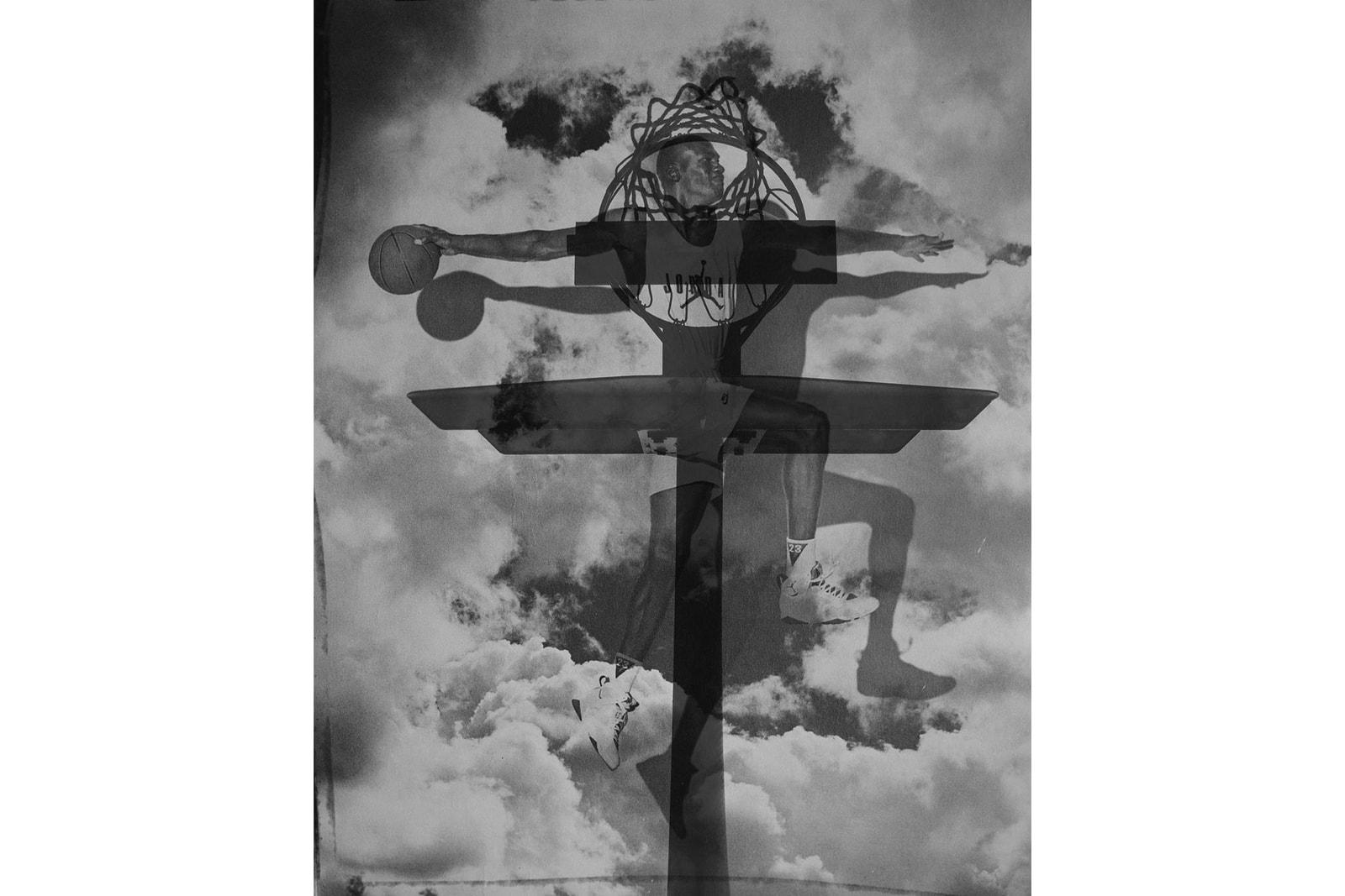 以《The Last Dance》為靈感,籃球藝術雜誌《Franchise》創作 30 張平面作品