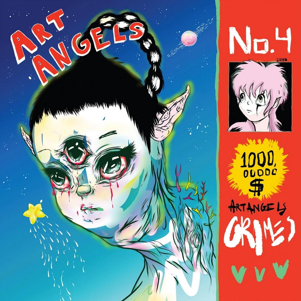 除了拍卖灵魂,Grimes 的「Selling Out」线上艺术展还有哪些艺术品?