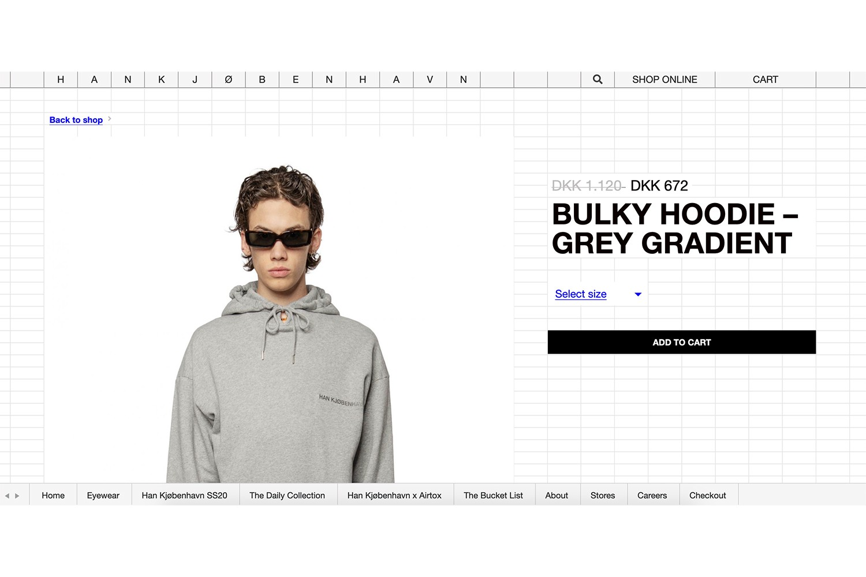 时尚潮流品牌如何通过网页设计呈现品牌内核?| HB 观察