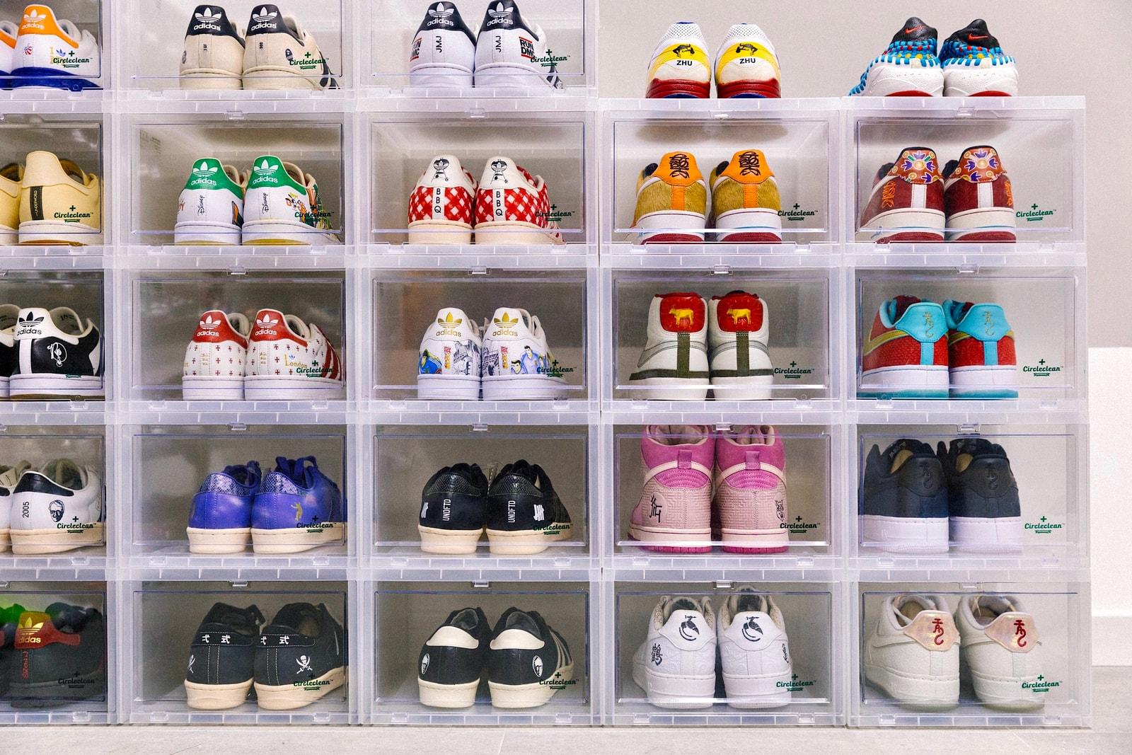 HYPEBEAST 球鞋整理與收納指南
