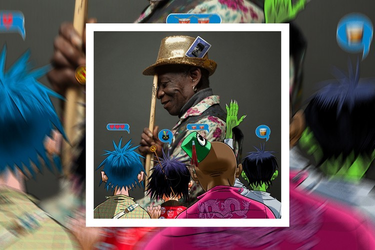 Gorillaz 企划《Song Machine》释出第五集,这个新兴音乐发布形式有何亮点?