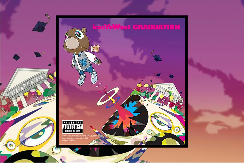 村上隆全新动画《Kids See Ghosts》预告发布,Kanye West 标志形象回归