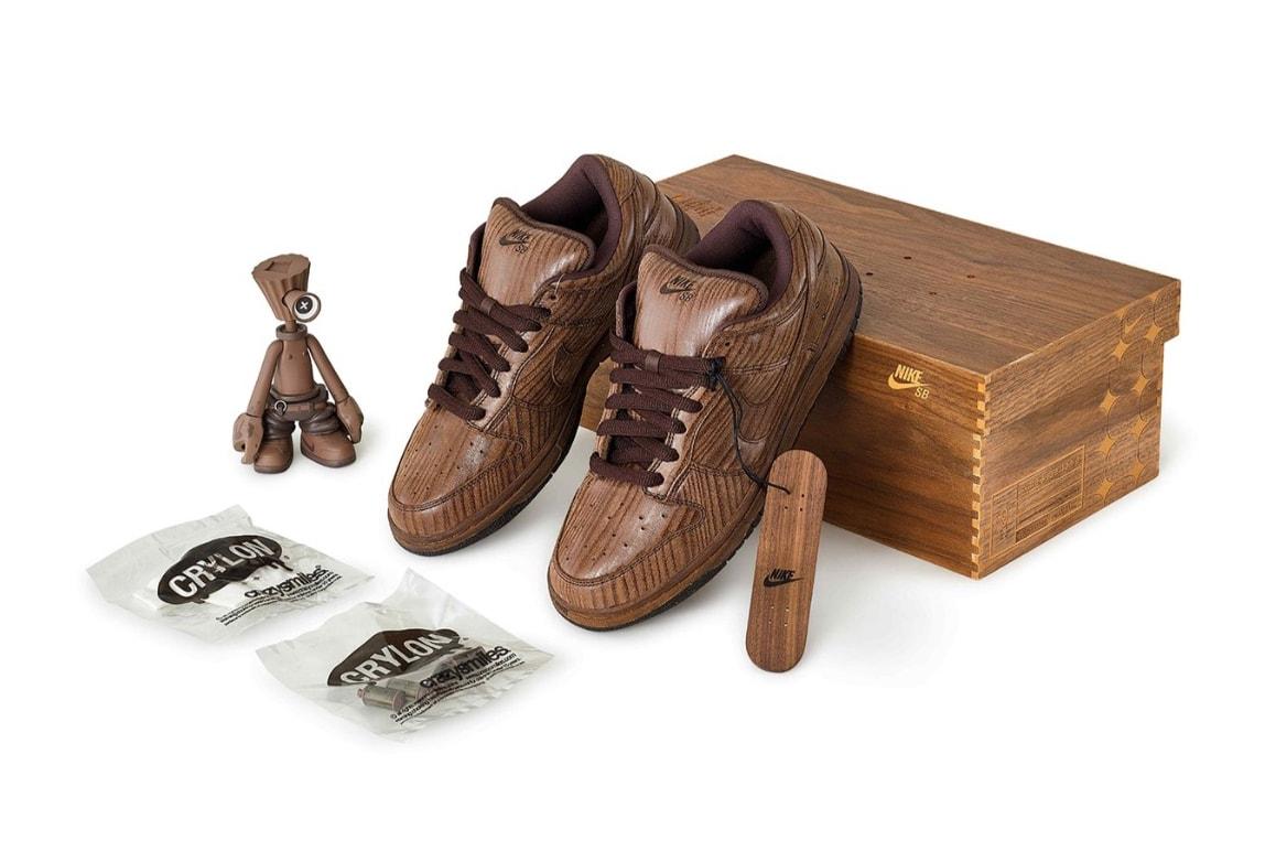 鞋盒也能成爲「主角」嗎?盤點過去 20 年的經典特殊鞋盒設計