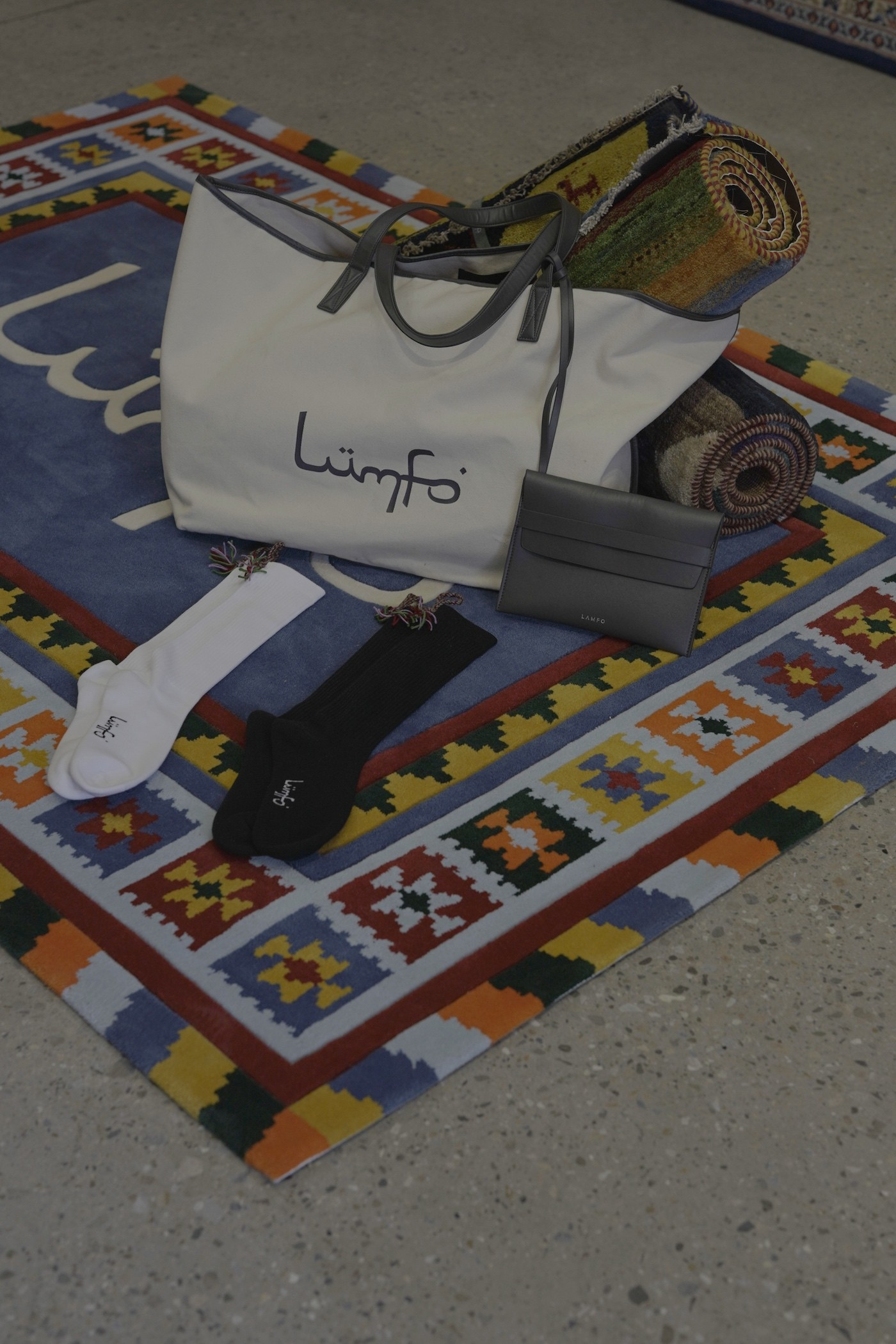 LAMFO 3rd Collection「FABULOUS ETHNIC」正式发布