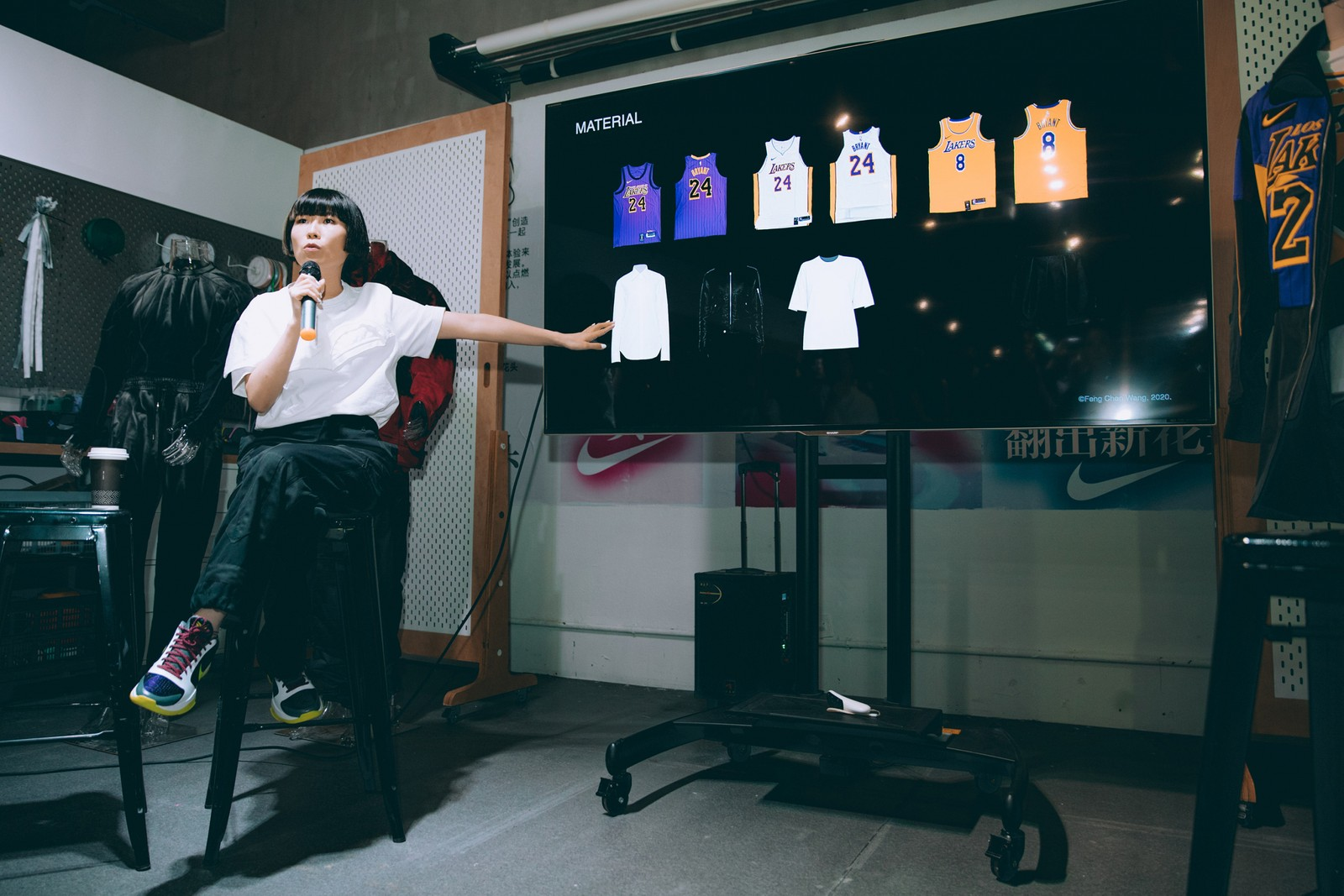 Nike「扩频计划」大师课活动现场回顾