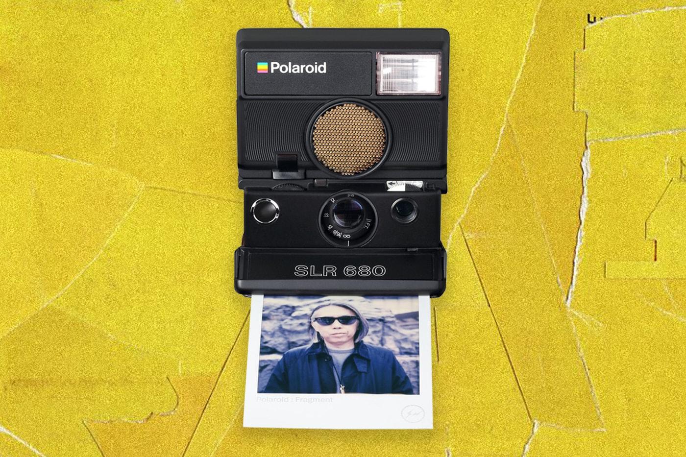 除了「蓝丝绸」拍立得外,还有哪些值得我们回味的 Polaroid 跨界企划?