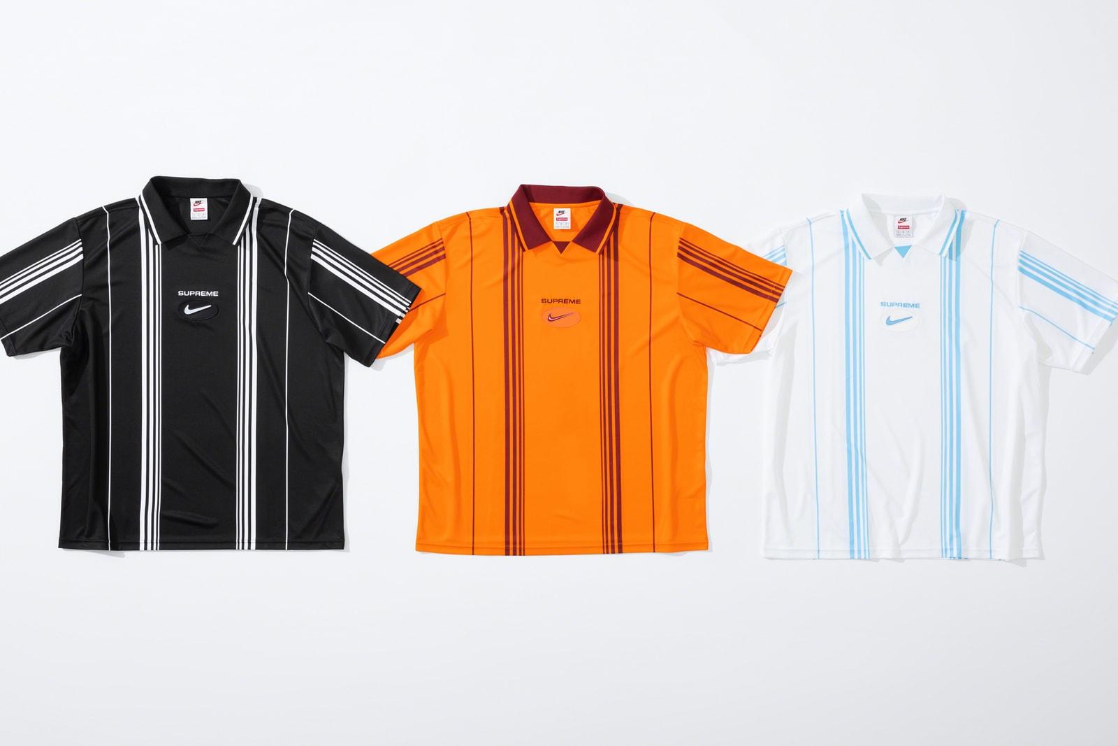 Supreme x Nike 2020 秋季聯名系列正式發佈