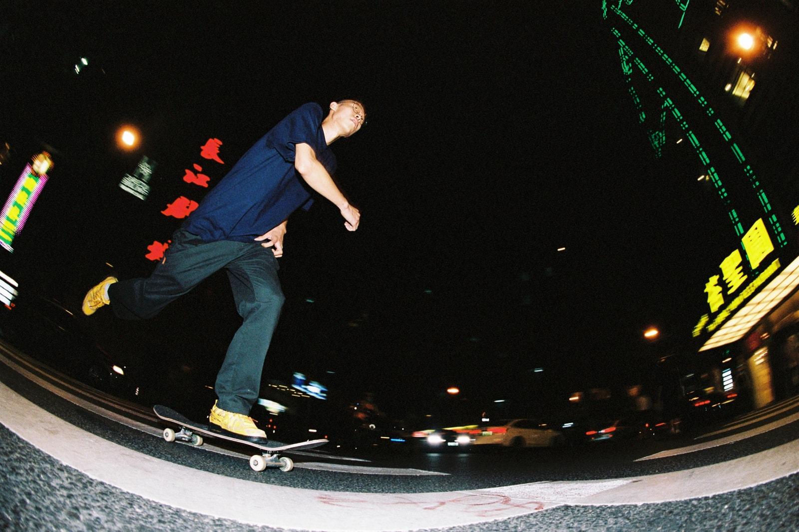 滑板群体助力 Nike x Off-White™ Air Rubber Dunk 联名系列鞋款发布
