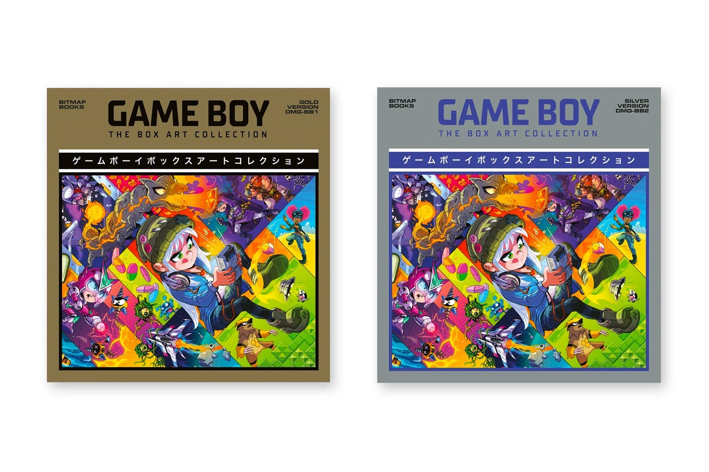 Bitmap Books 推出 Game Boy 典藏书籍《Game Boy: The Box Art Collection》