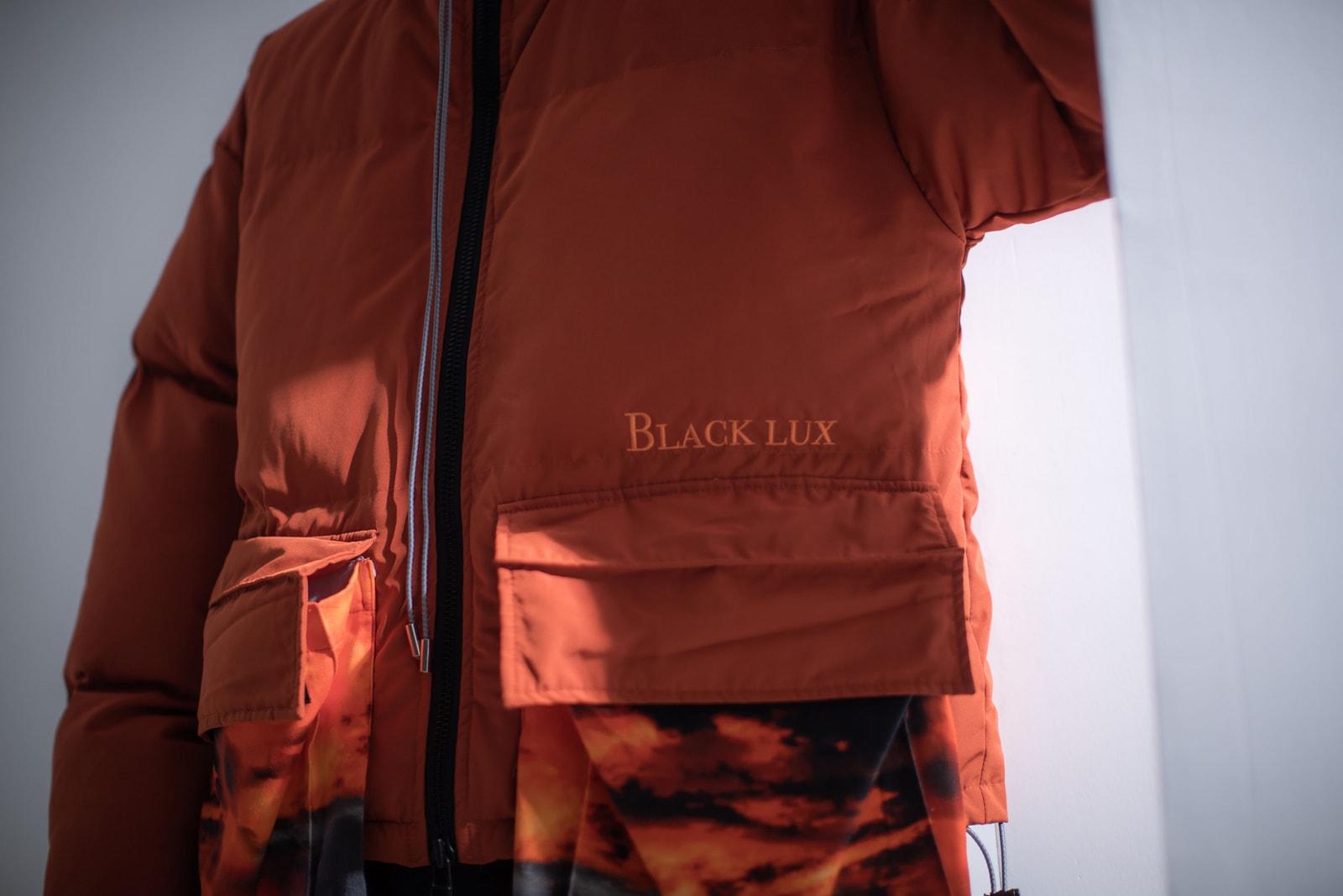 BLACKLUX发布 2020 秋冬「Vitality & Hope PT.2」系列 Lookbook