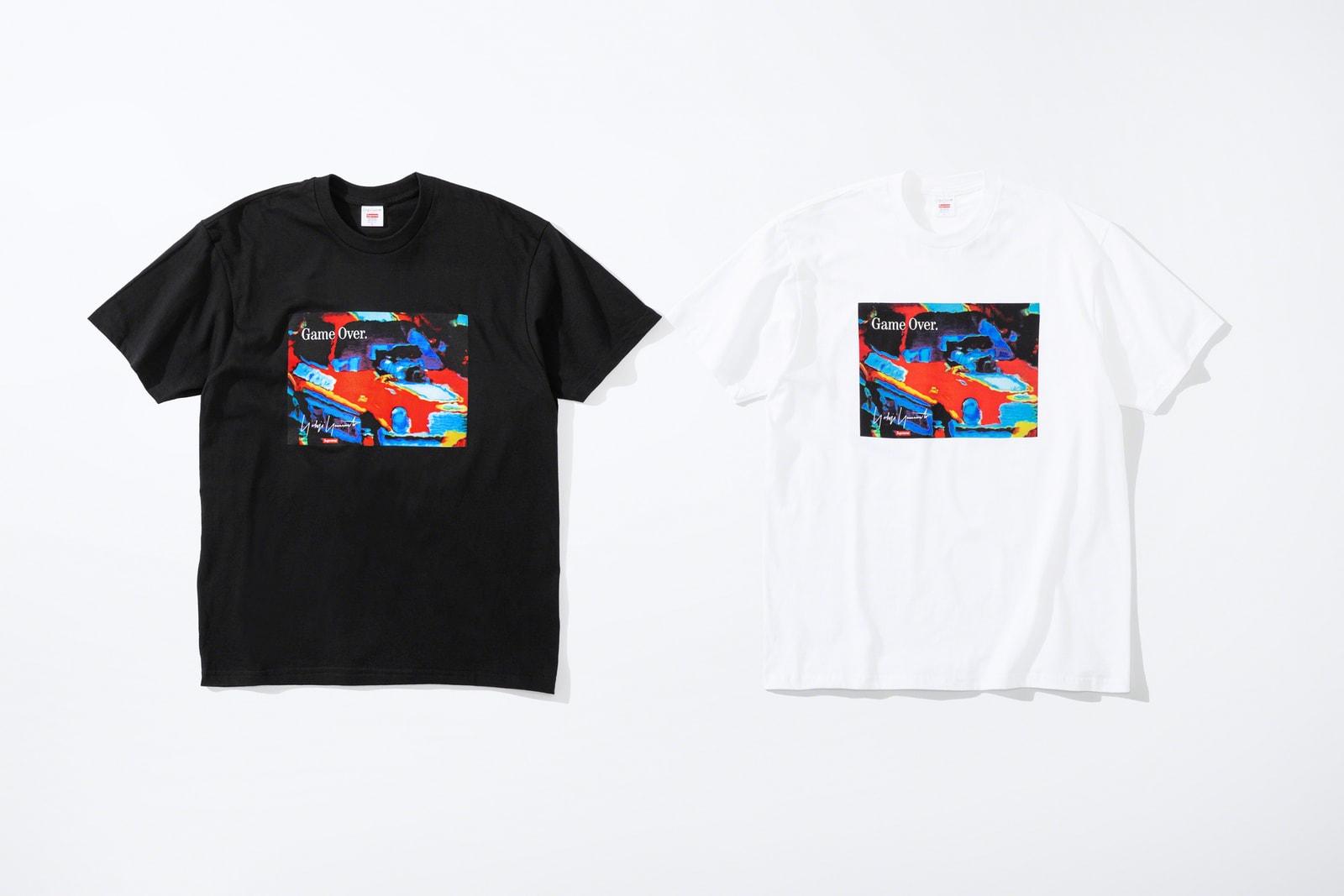 Supreme x Yohji Yamamoto 2020 秋冬聯名系列正式發佈